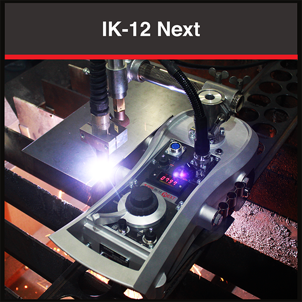 IK-12 Next Plasma, oxy-fuel cutting and welding with one carriage
