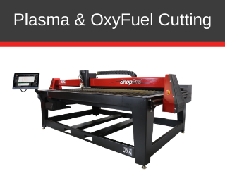 Plasma and Oxy-Fuel Cutting Machines Manufactured by Koike Aronson's