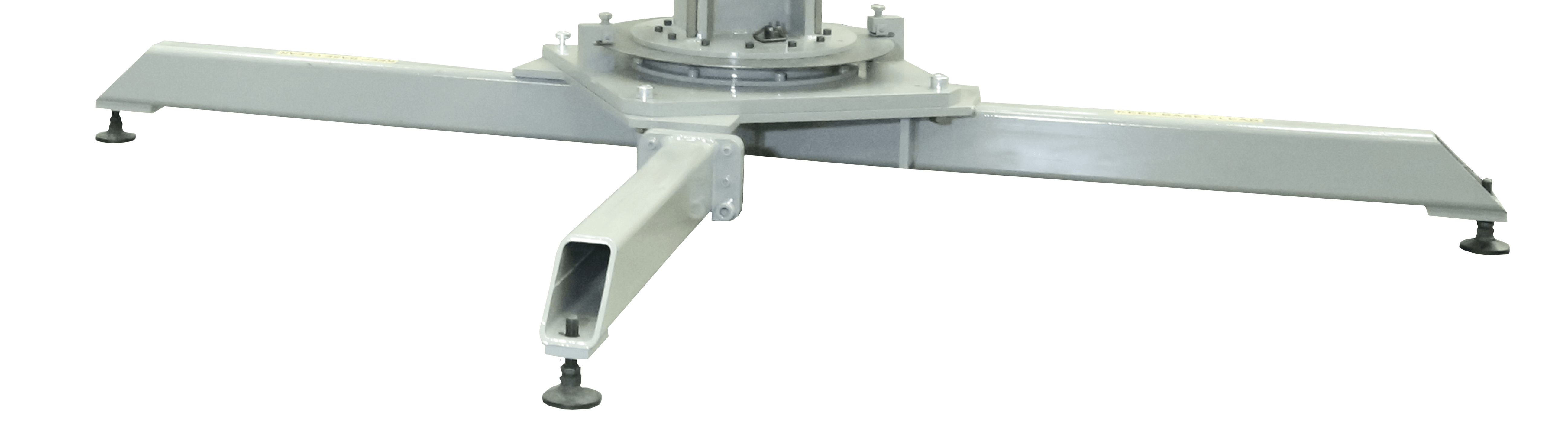 Bases for welding manipulator | Cricket-II
