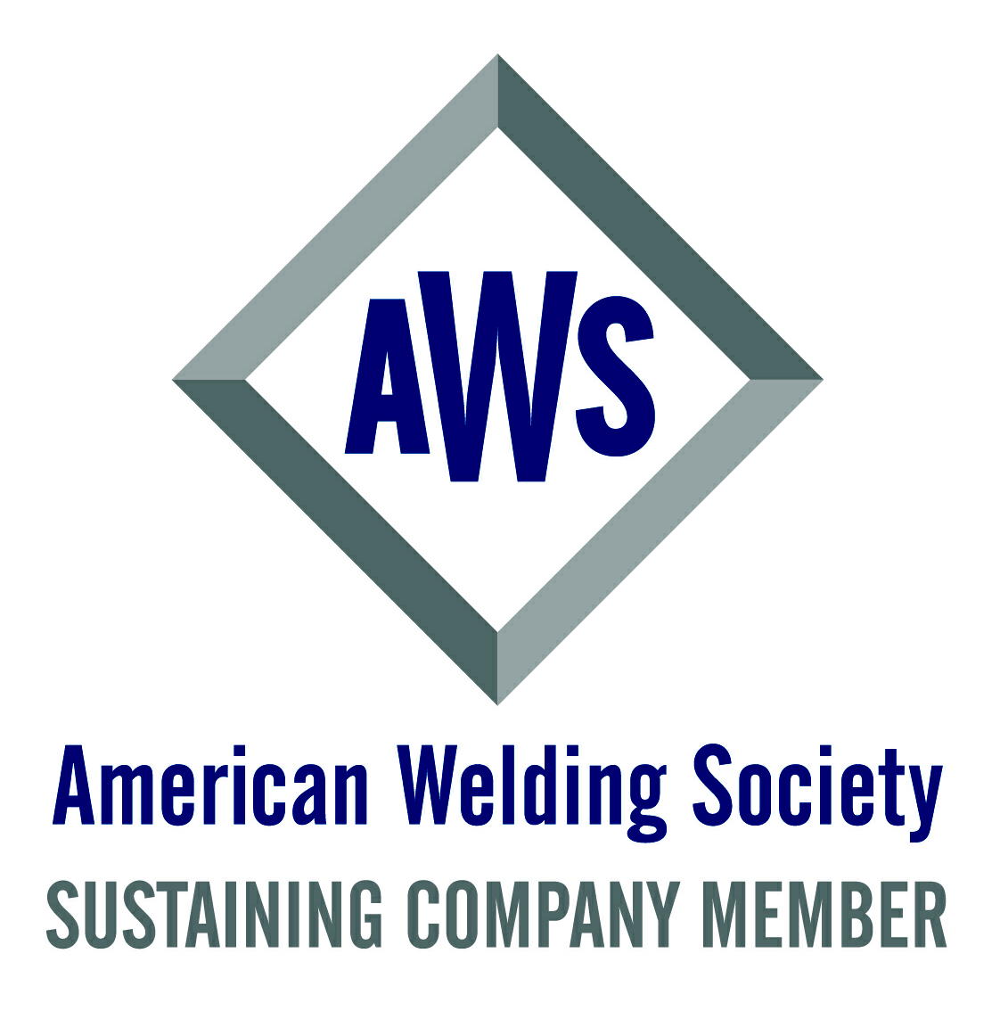 A Sustaining Company Member of AWS (American Welding Society)