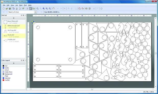 Hypertherm ProNest | Software | Plate-Fab