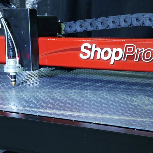 ShopPro - Jim Colt - Hypertherm