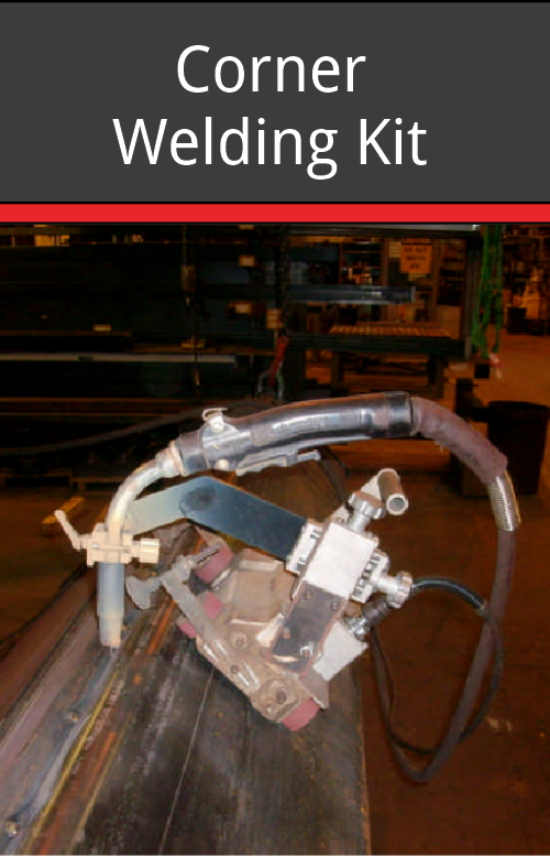Corner Welding Kit Wel Handy Multi