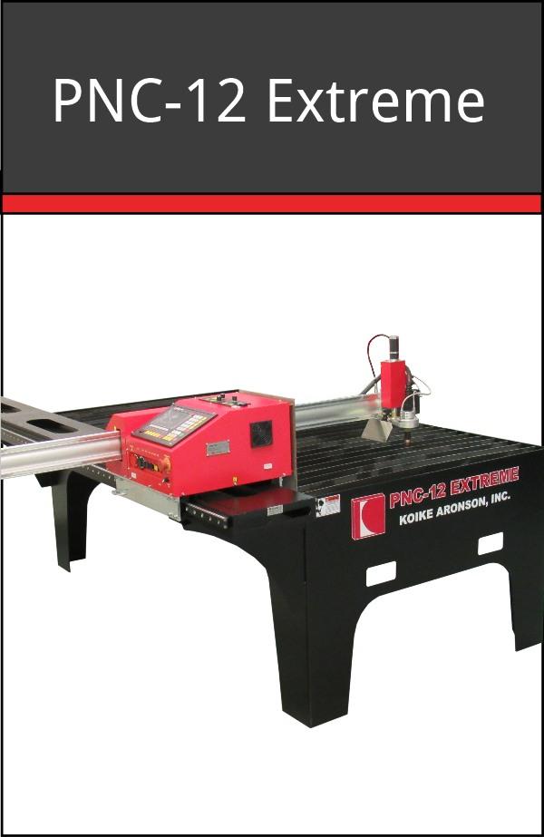 PNC-12 Extreme CNC Cutting Machine