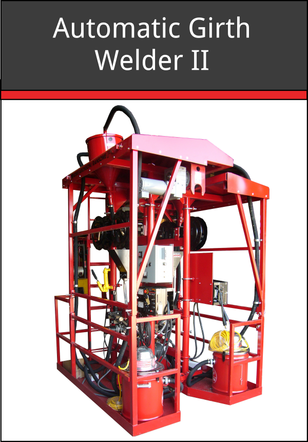 Automatic Girth Welder II