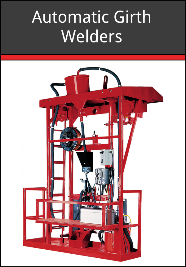 Automatic Girth Welder