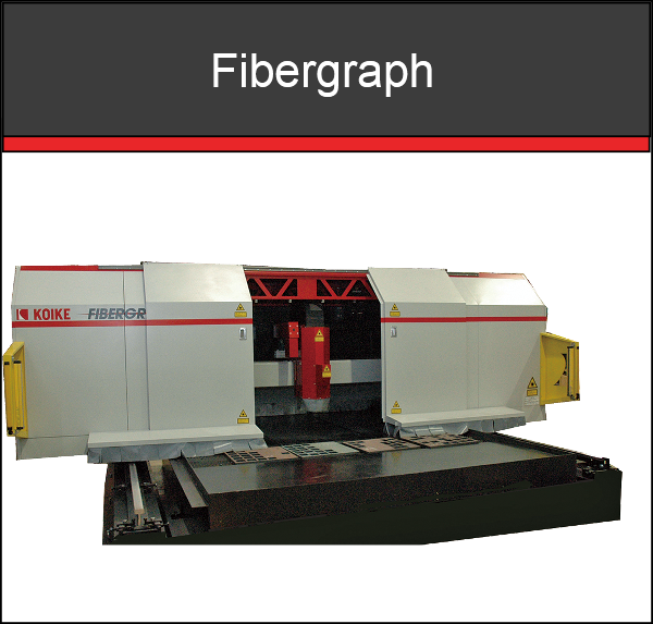 Fibergraph Laser Cutting Machine