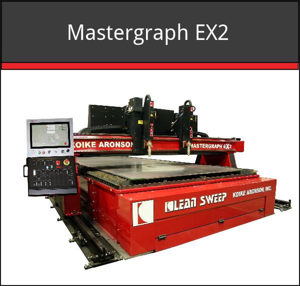 Mastergraph EX2