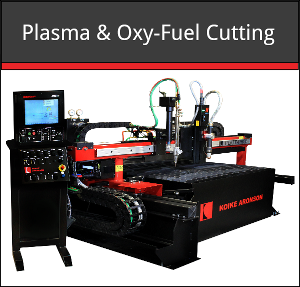 Plasma & Oxy-fuel cutting machines