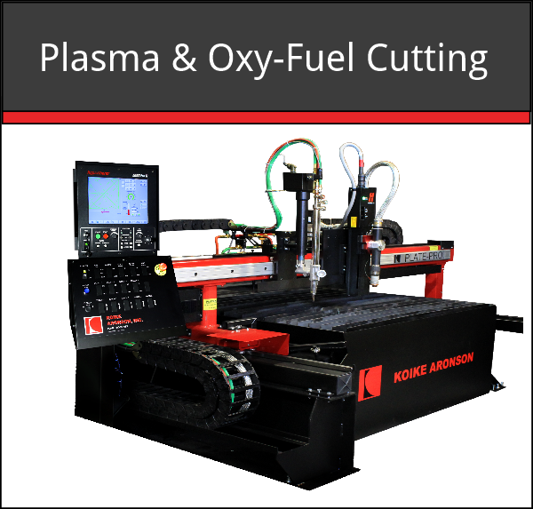 CNC Cutting Machines   Plasma, Oxy fuel, Waterjet, & Laser