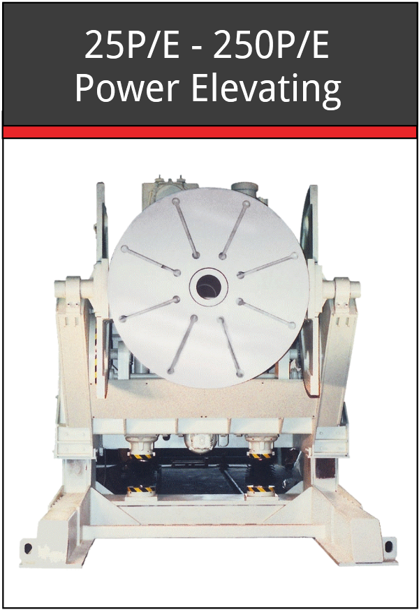 Power Elevating 25P/E - 250P/E