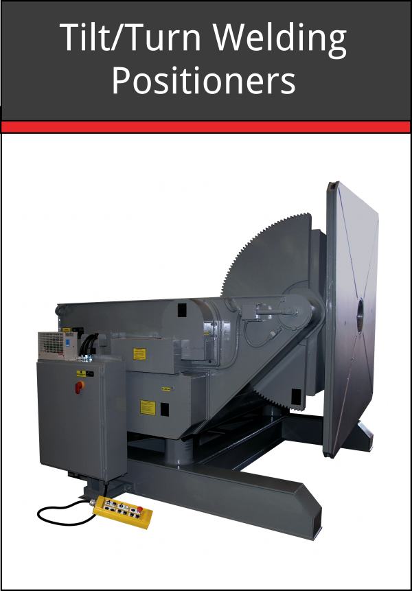 Tilt/Turn Welding Positioners