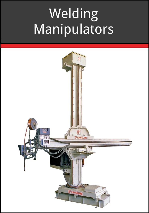 Weldign Manipulators