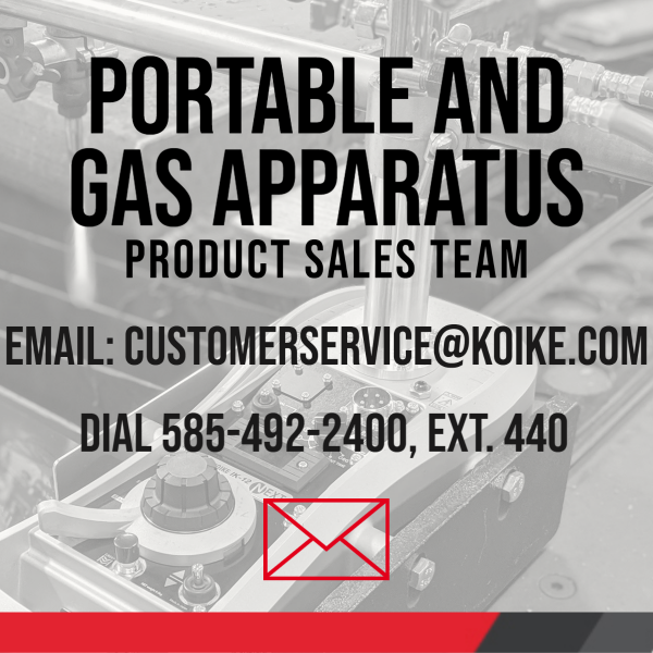 Contact Koike Aronson's Customer Service