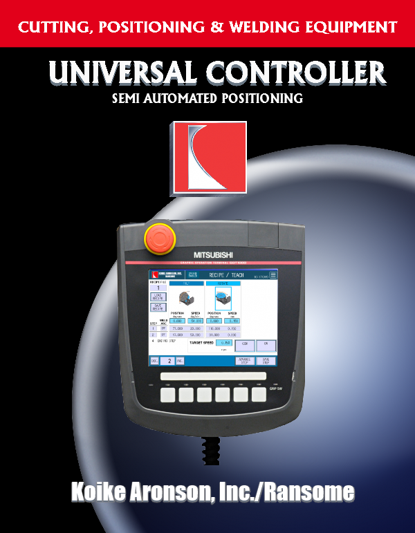 Universal Controller Product Download