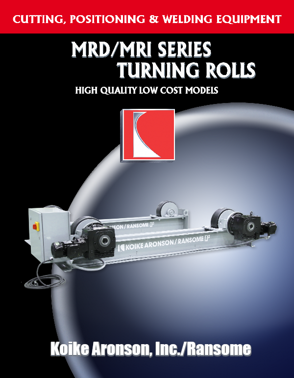 MD Turning Rolls