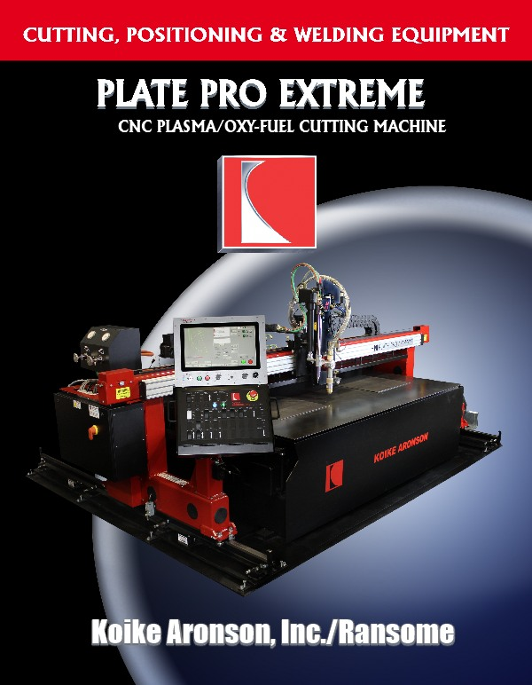 Plate Pro Extreme Product Brochure