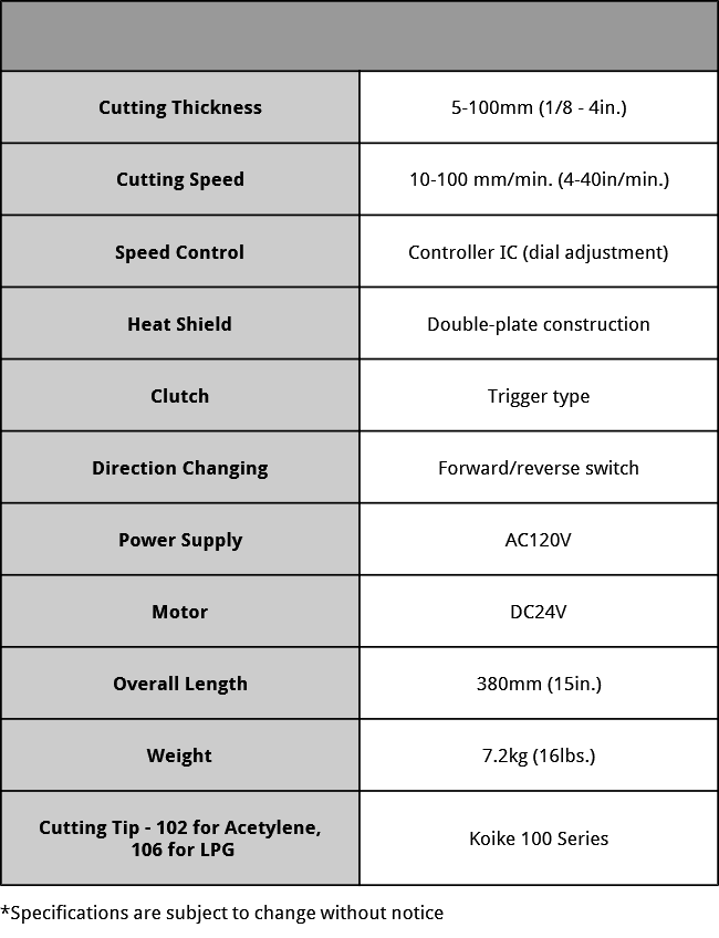 IK-93 Hawk Specifications