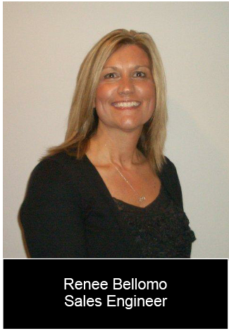 Renee Bellomo - Cutting Machine Sales Department